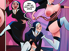 I had no idea I likes girls - Holli Would by jab comix