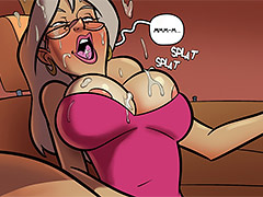 Big boobs give pleasure - The hardon sibs issue 2 by jab comix